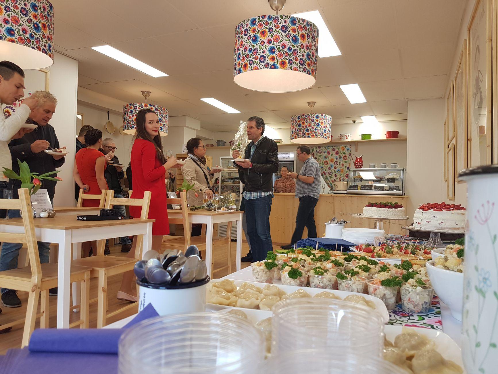 Polka: eten als bij oma, voor de harde werker in ploegendienst