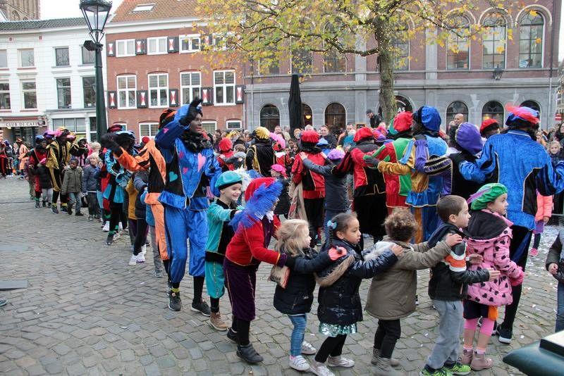 Sinterklaas wordt nooit meer een 'inclusief feest'