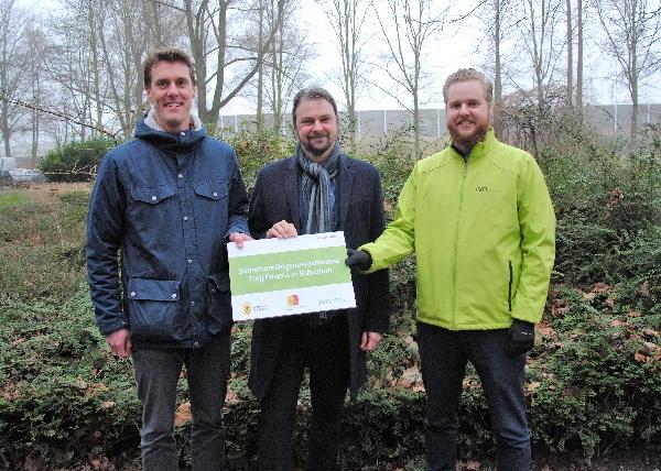 Ernstig bomentekort in Schiedam aanpakken met drie minibossen