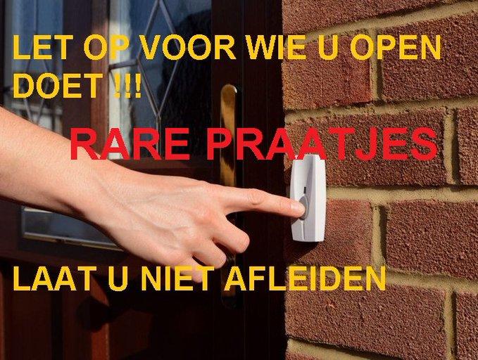 Drietal valt bewoners Bachplein lastig aan huis
