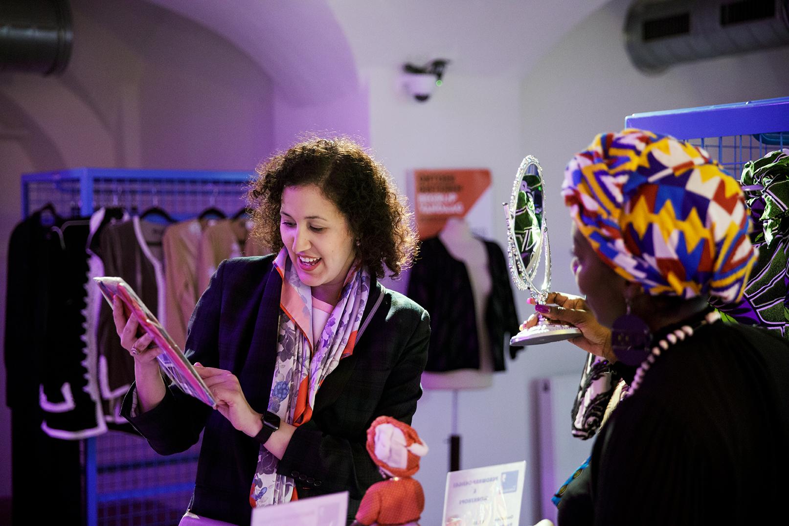 Mode, muziek, ontmoetingen tijdens Modest Fashion Art Fair