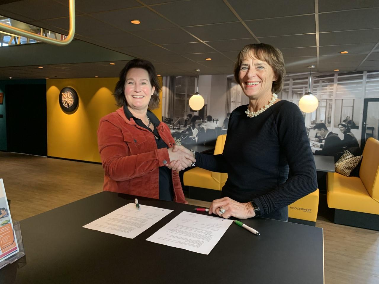 Stichting Aanzet mede-eigenaar van Samen Leren