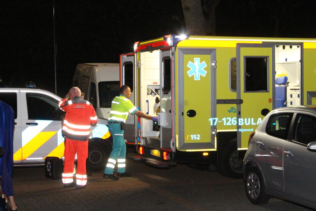 Politie zoekt vrouw in witte Nissan Qashqai