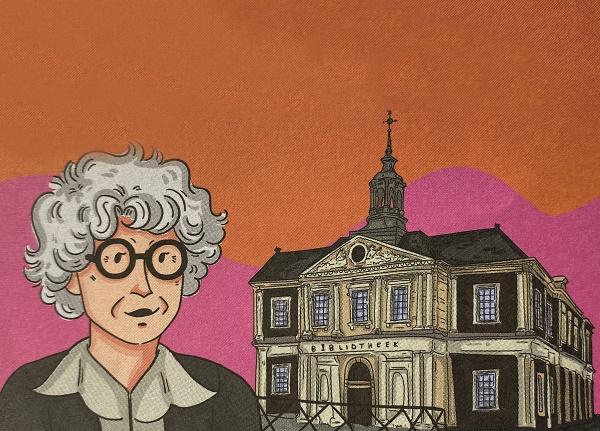 Annie M.G. Schmidt kinderwandeling door Schiedam