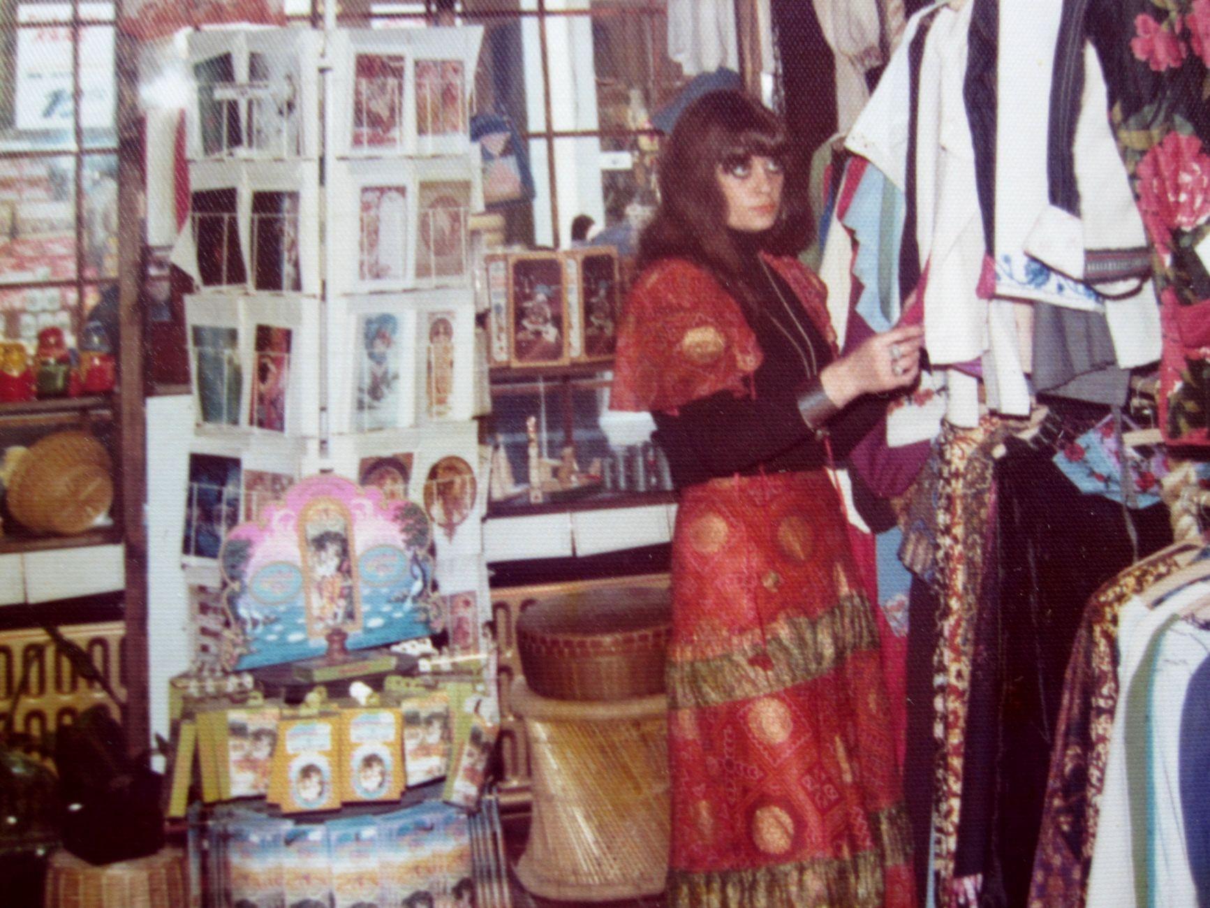 Corrie Alberts, bekend van haar winkel Jasmijn, is overleden