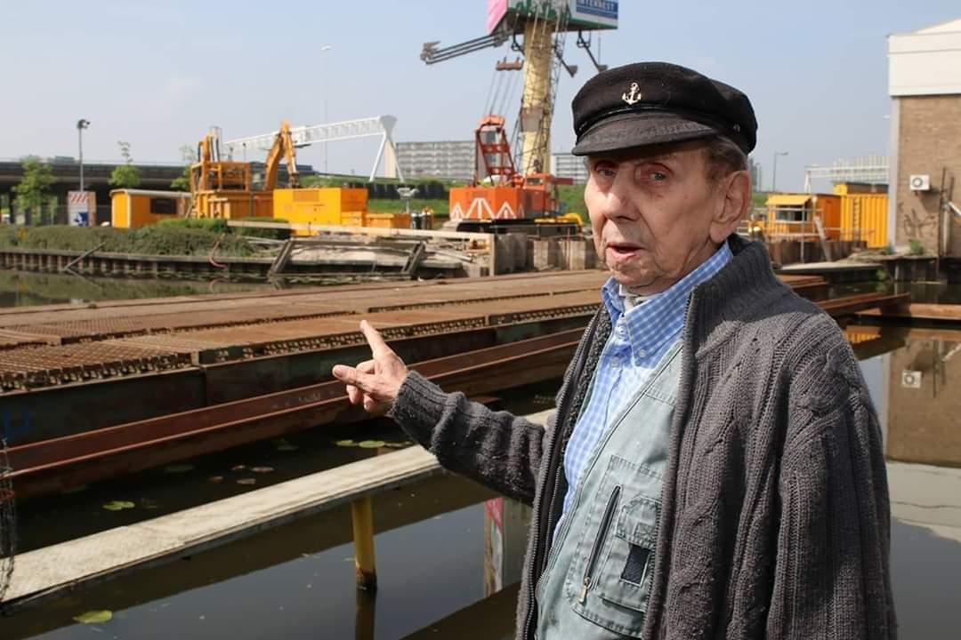 Goof Hendriks was bevlogen 'kapitein' van De Vrije Liggers