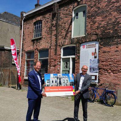Maassteden Monumentenfonds steunt eigenaren bij restauratie