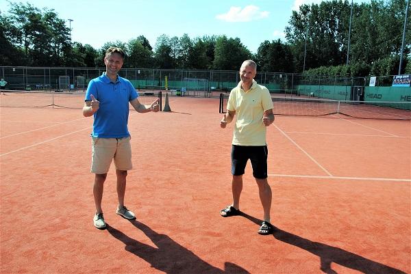 De Krom en Melaard willen racketcentrum toekomstbestendig maken