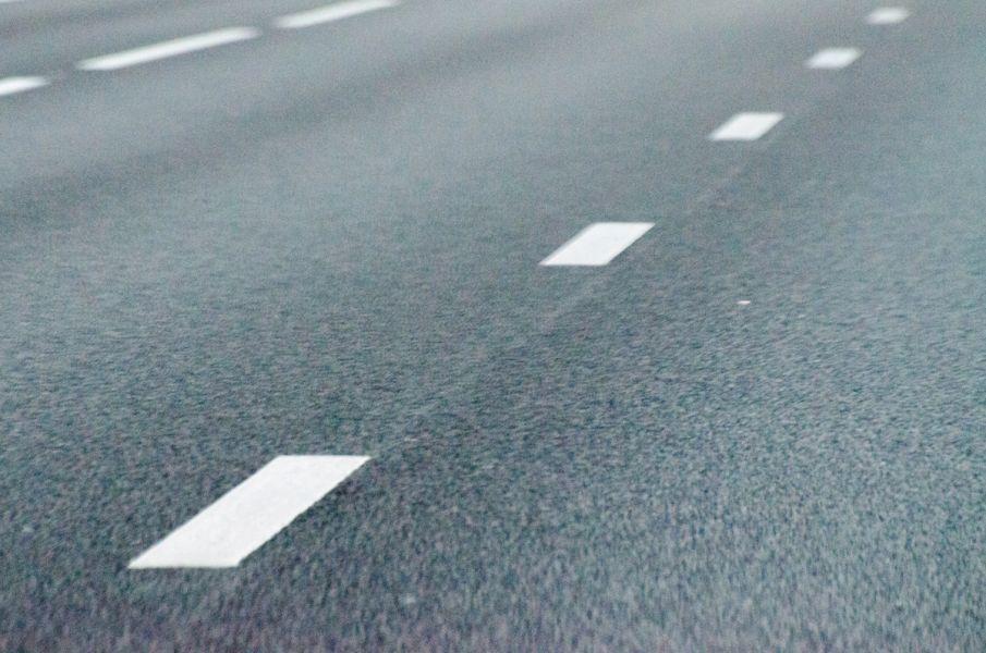 Weekendafsluiting stuk snelweg bij Schiedam
