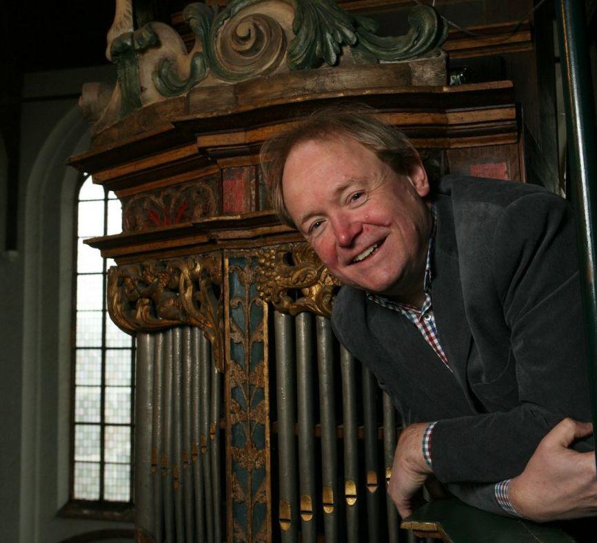 Stadsorganist Arjen Leistra geeft e-concert vanuit museum