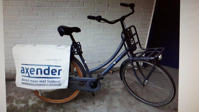 Politie zoekt eigenaar fiets