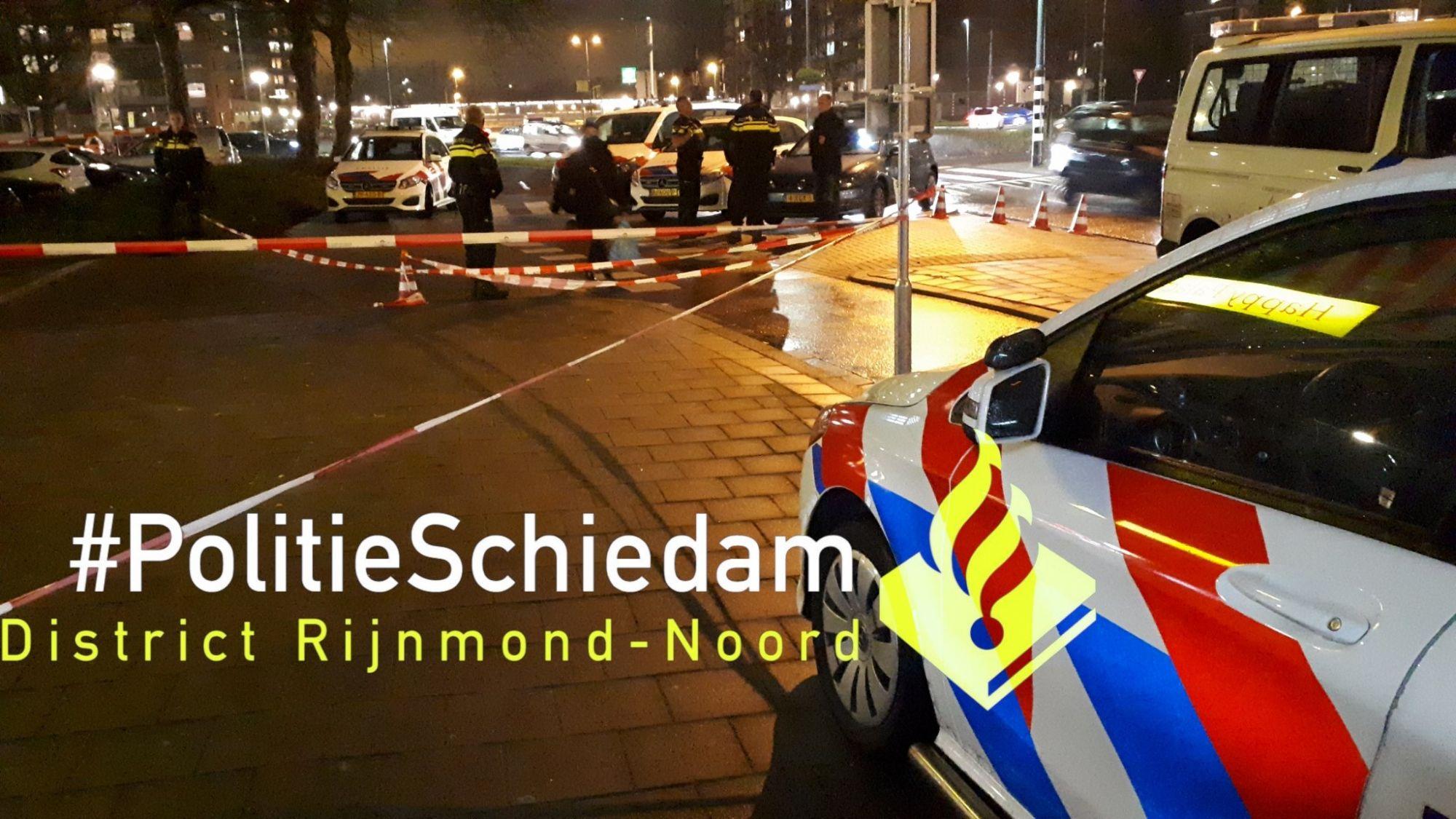 Steekincident op Nieuwlandplein
