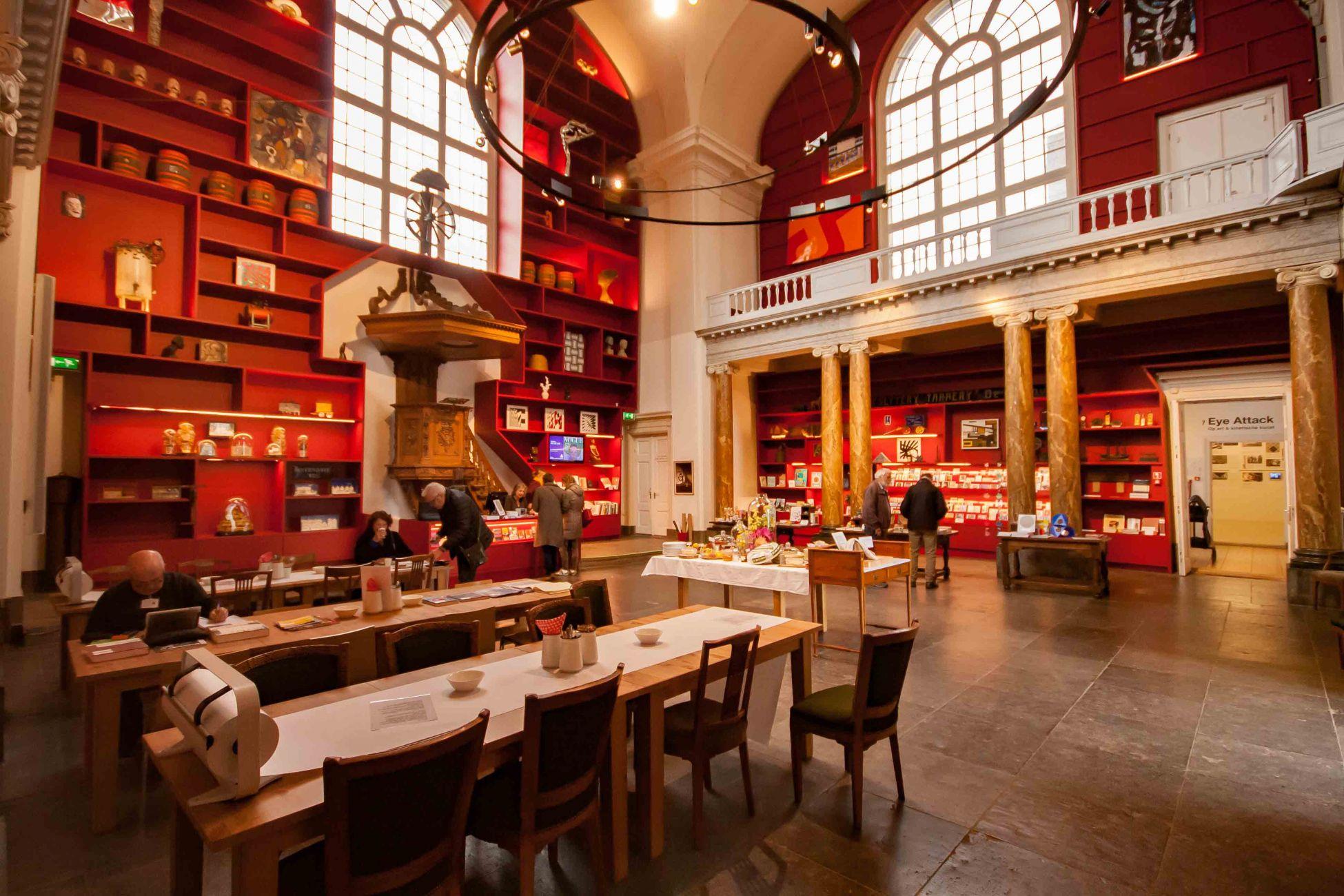 Brandveilig maken van museum tijdens renovatie veel goedkoper
