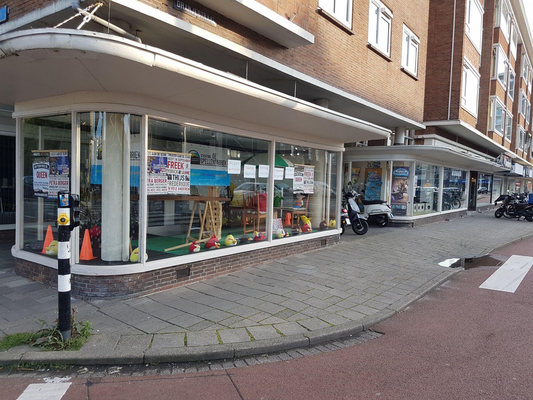 Goudwisselkantoor vestigt zich in 'AH-pand' Oranjestraat