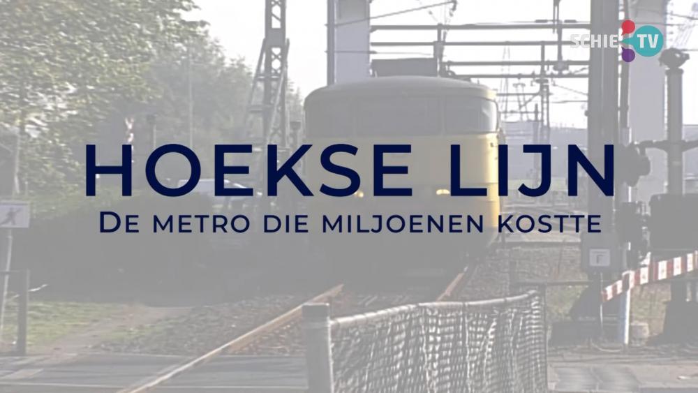 Programma over Hoekse Lijn genomineerd voor Persprijs Rotterdam