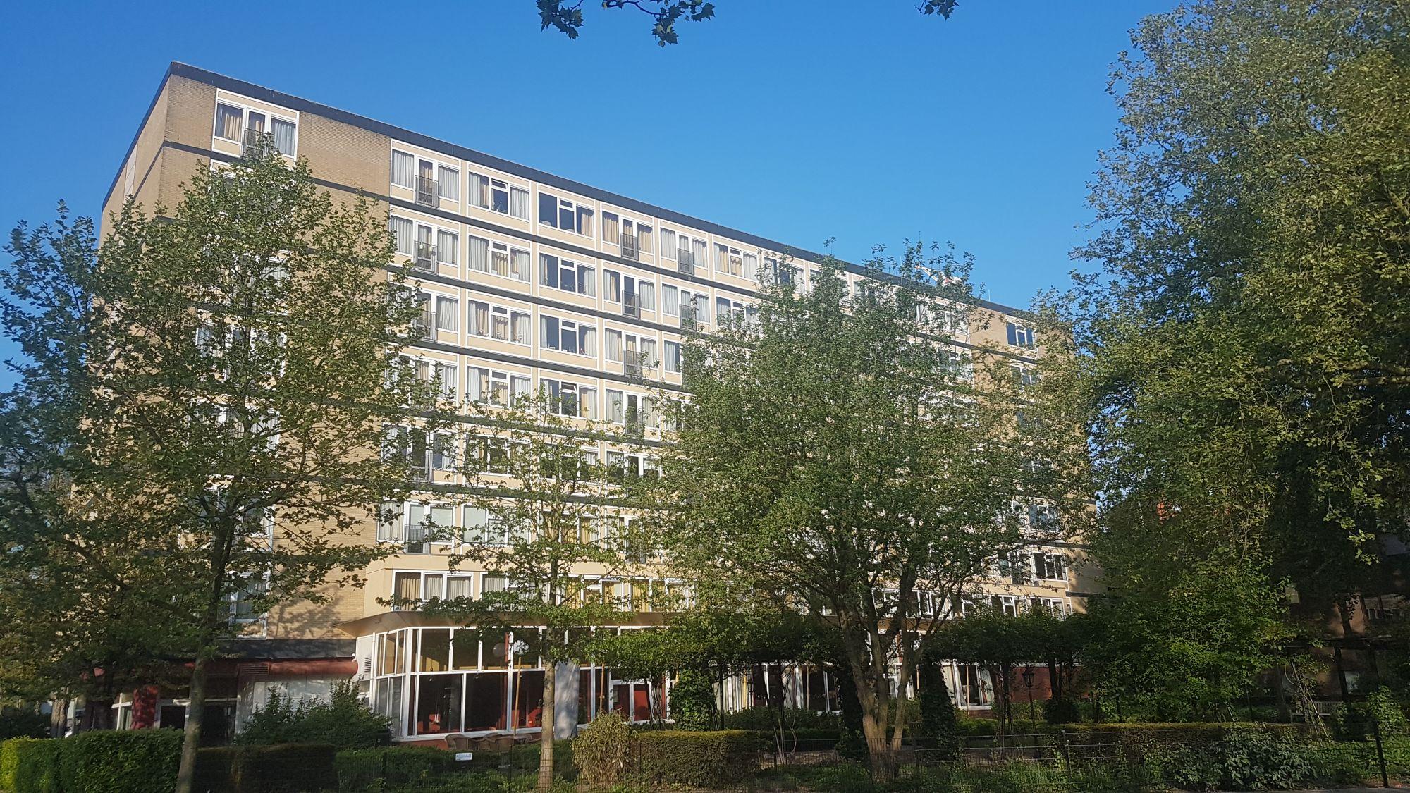 Corona slaat hard toe in verpleeghuizen Schiedam