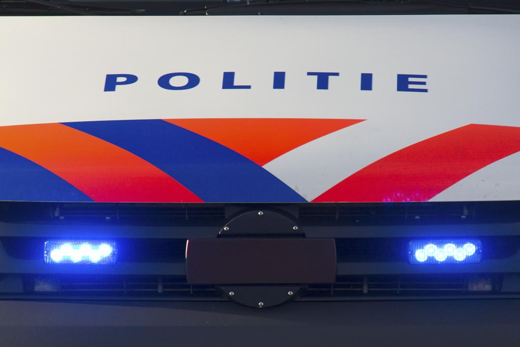 Schietpartij Spoorstraat in Bureau Rijnmond