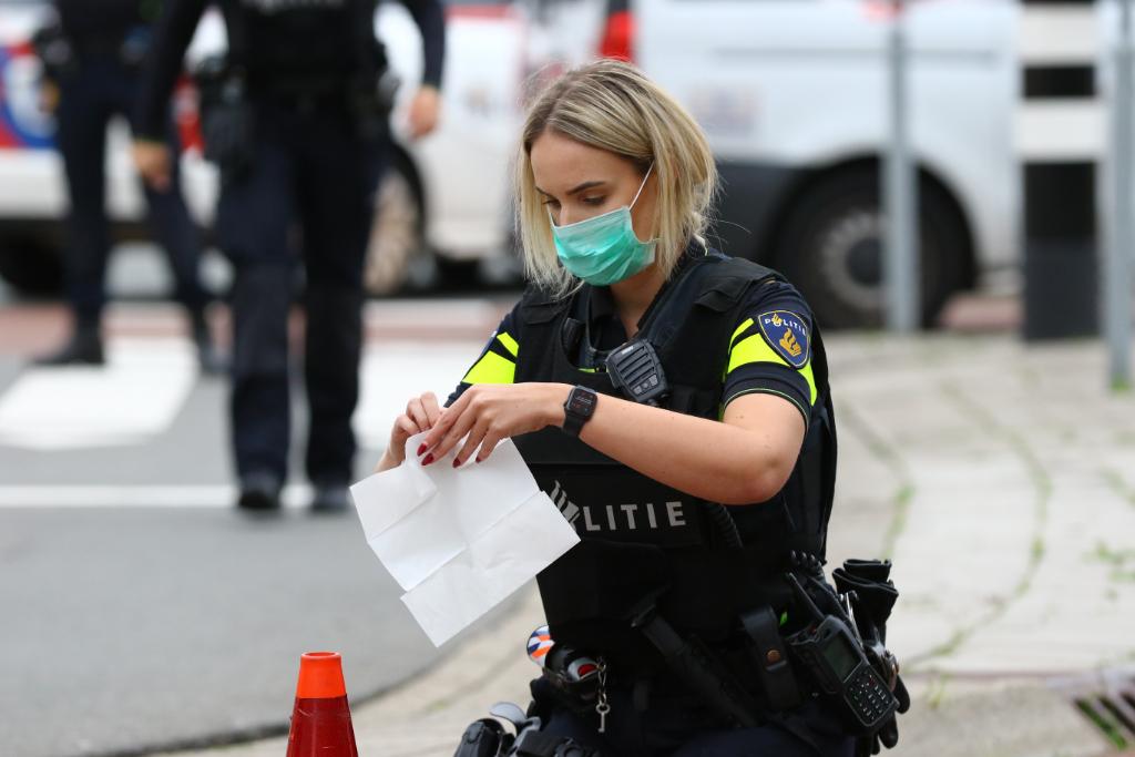 Politie op zoek naar maaltijdbezorger en andere getuigen schieten Spoorstraat