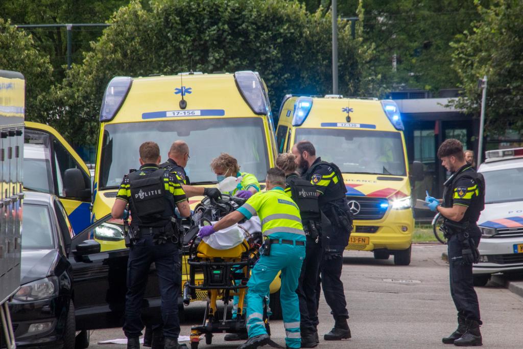 Doodgeschoten man was 'bekende van politie'