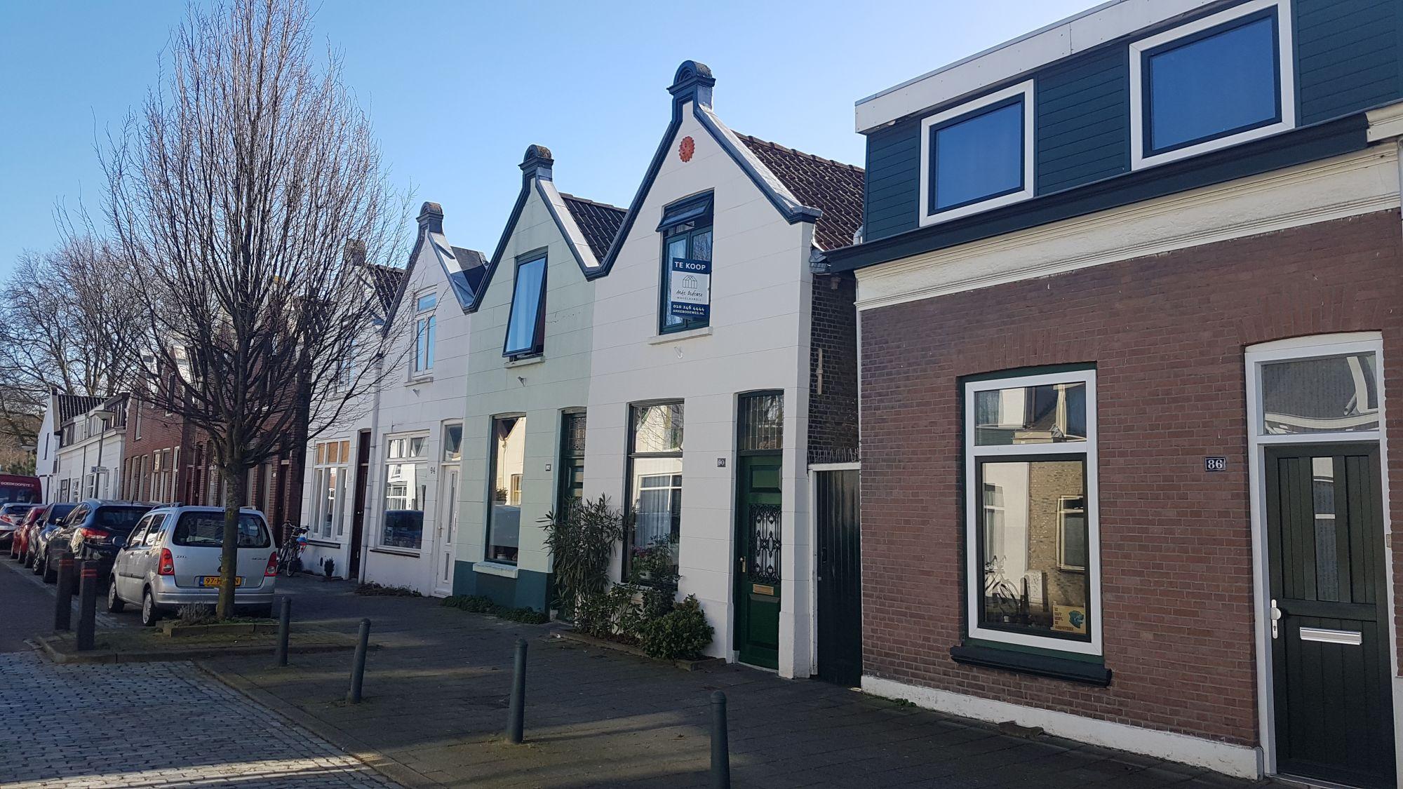 Schiedam onder koplopers met huizenprijsstijging