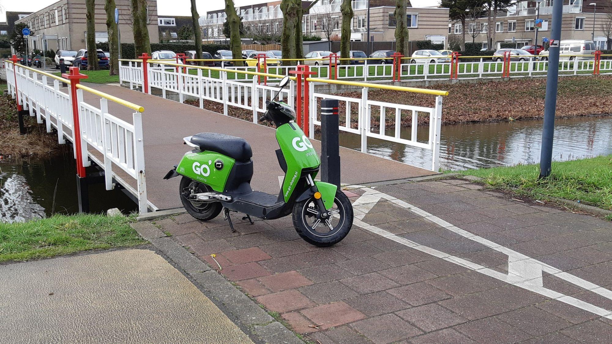 Antwerpen: vakken in strijd tegen slingerende deelvoertuigen