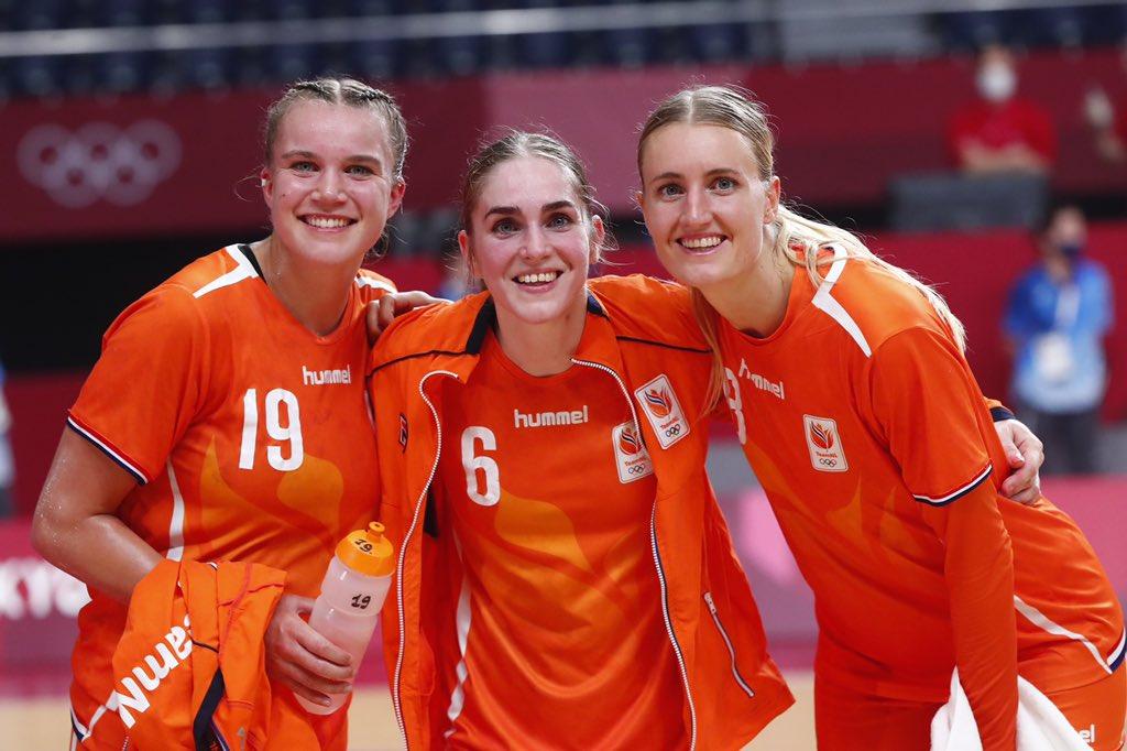 Nederland tegen Frankrijk in handbalkwartfinale