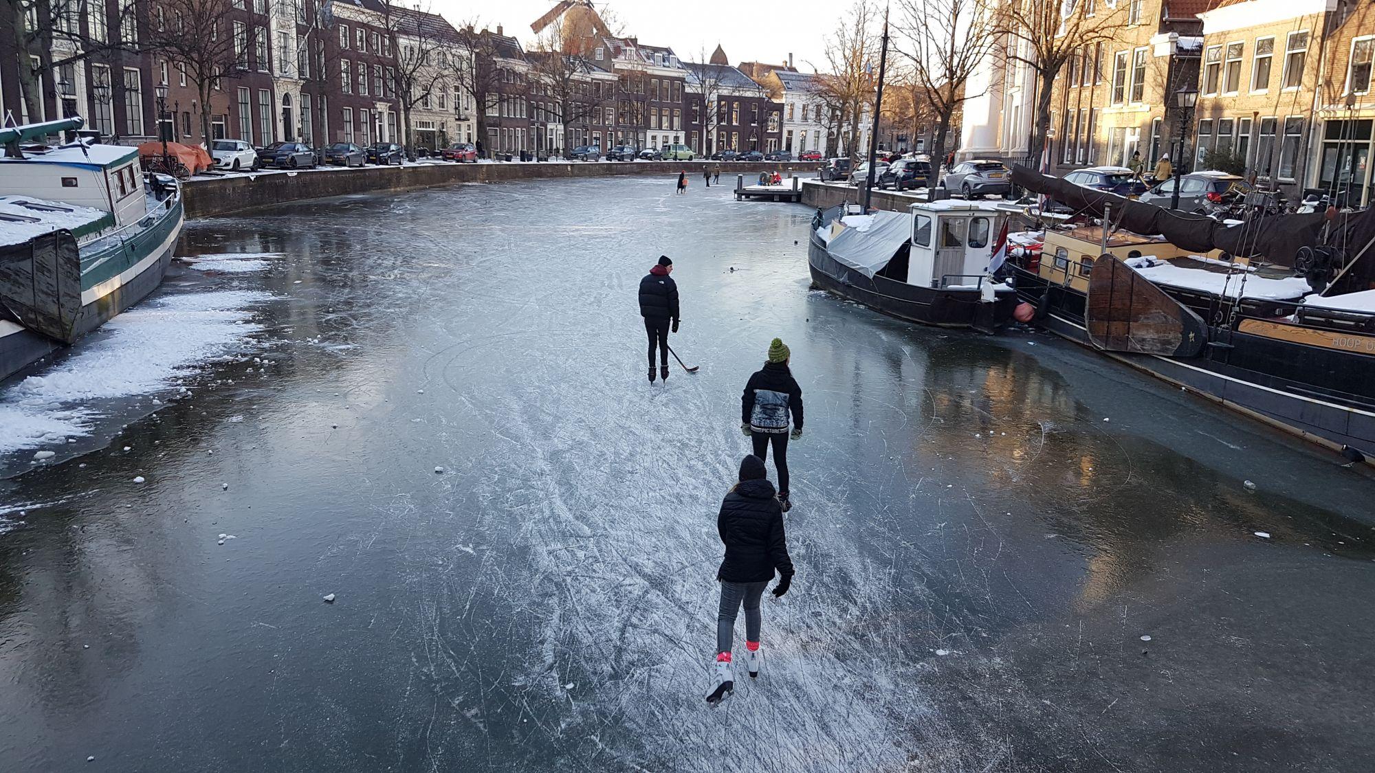 Zaterdag zijn belevenissen Roderick in Schiedam op tv
