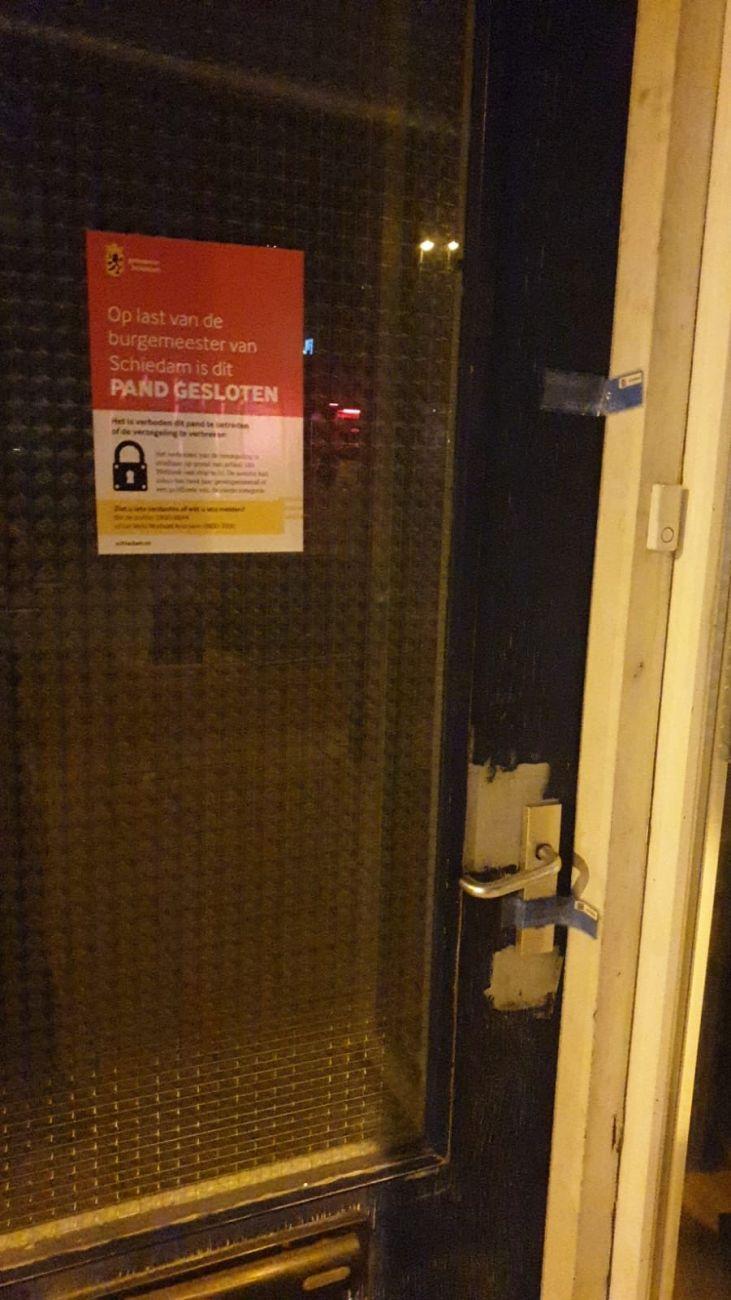 Autoriteiten sluiten twee sekshuizen