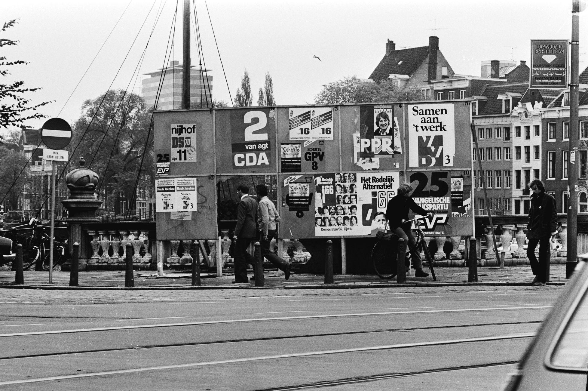 Het gemeut van de Schiedamse politiek