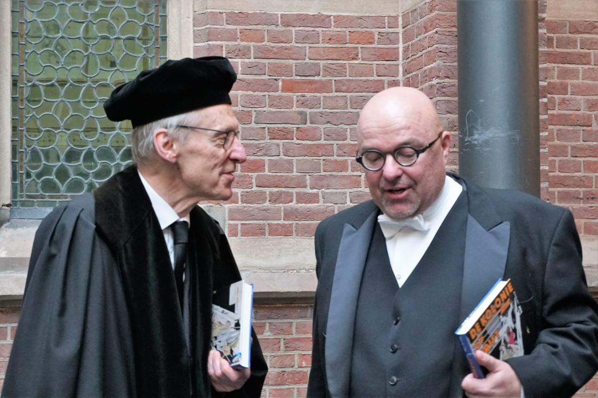 Docent Spieringshoek krijgt universitaire prijs voor proefschrift