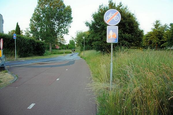 Er komen vijf fietsstraten bij in Schiedam