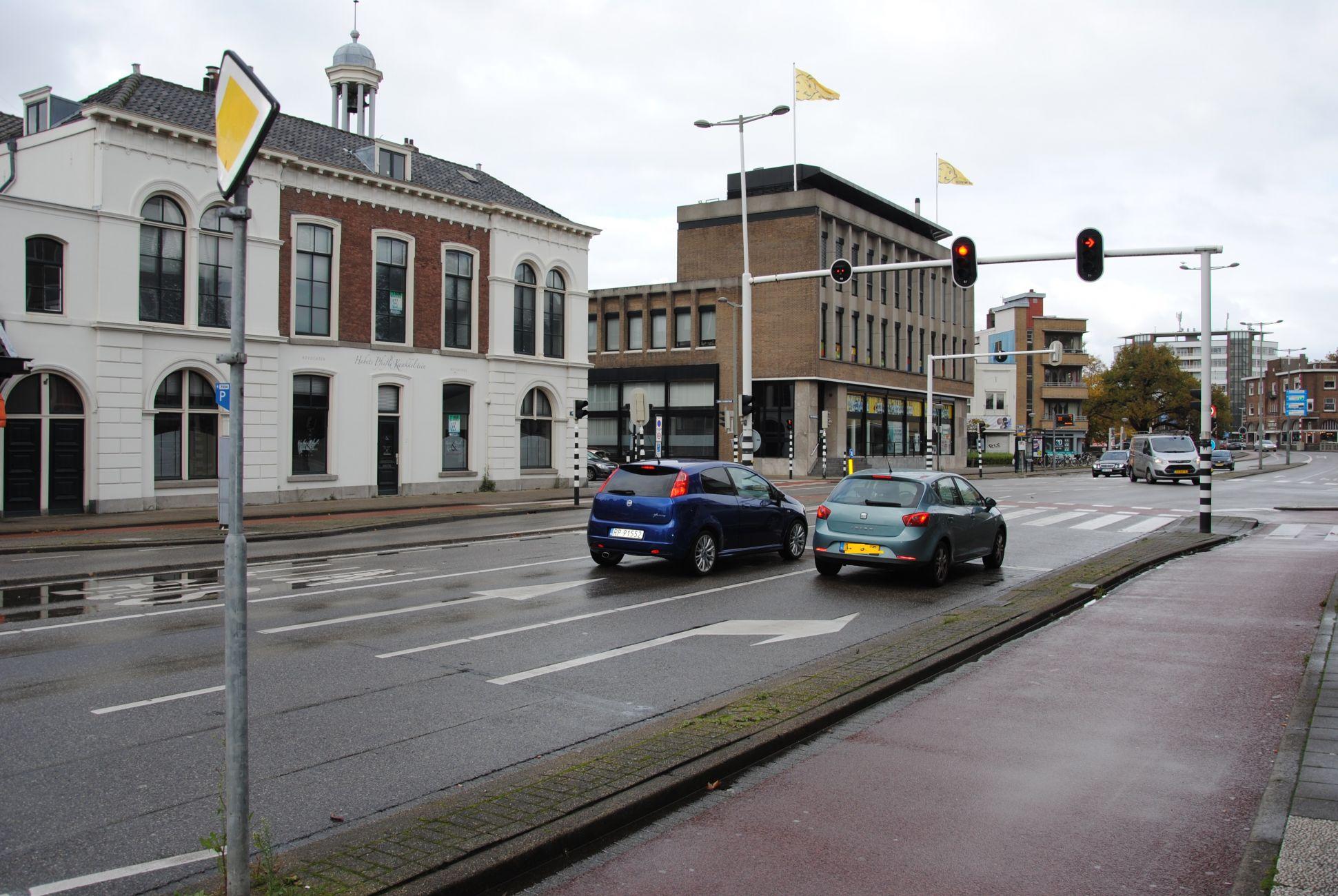 Schiedam krijgt heel veel dertig kilometer per uur wegen
