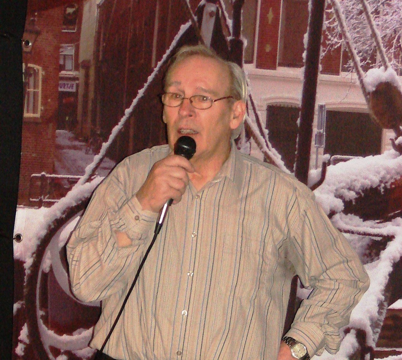Gerard Tijsmans, allesdoener van bewonersvereniging West