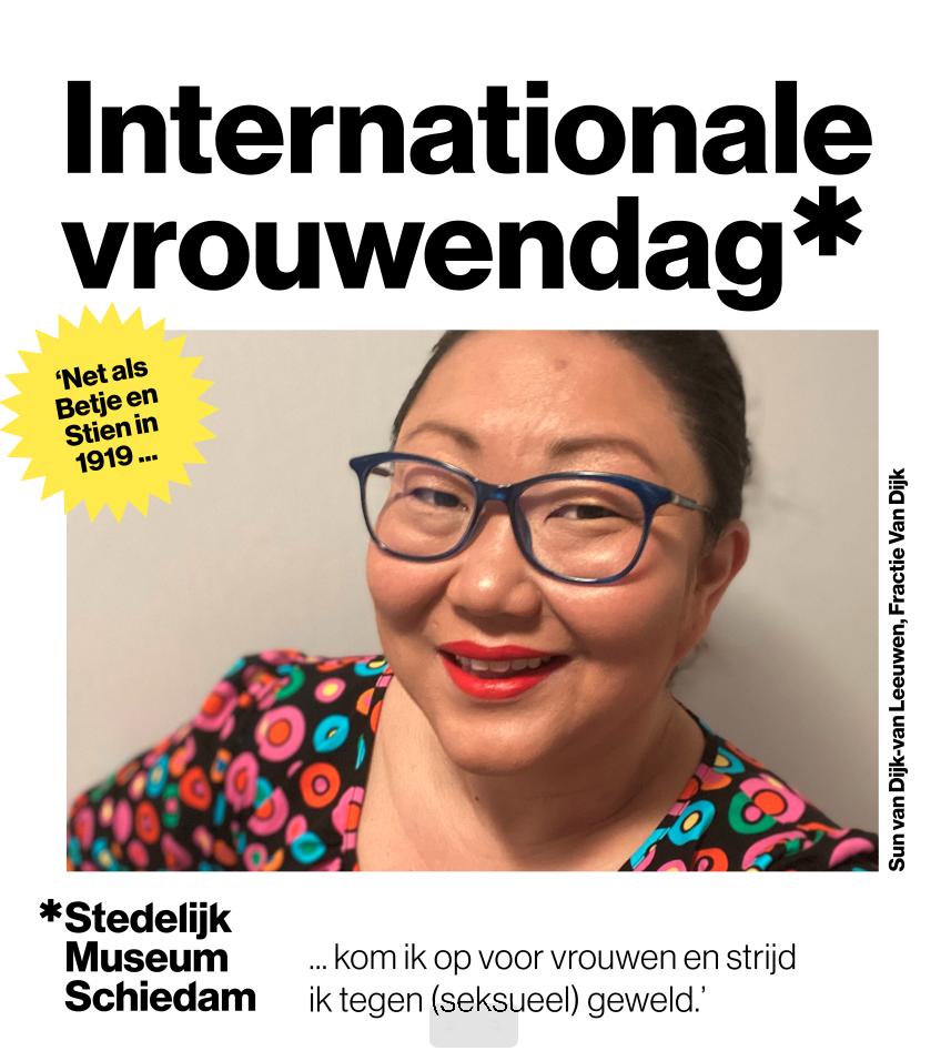 Stedelijk Museum eert 'vergeten raadsleden' op Vrouwendag