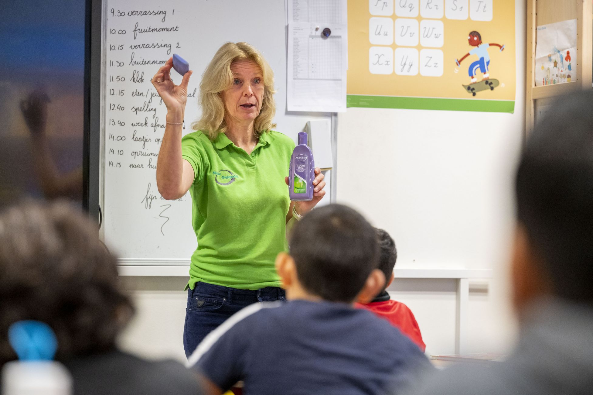Aandacht voor energielessen op basisscholen