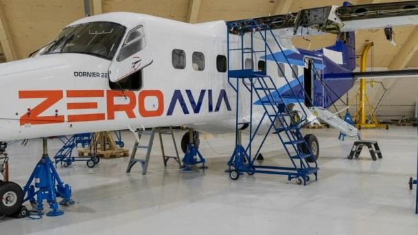 Eerste vlucht op waterstof naar London in 2024