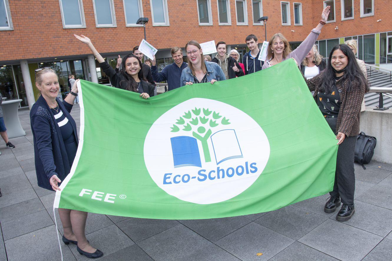 Nieuwe Groene Vlag voor Lentiz