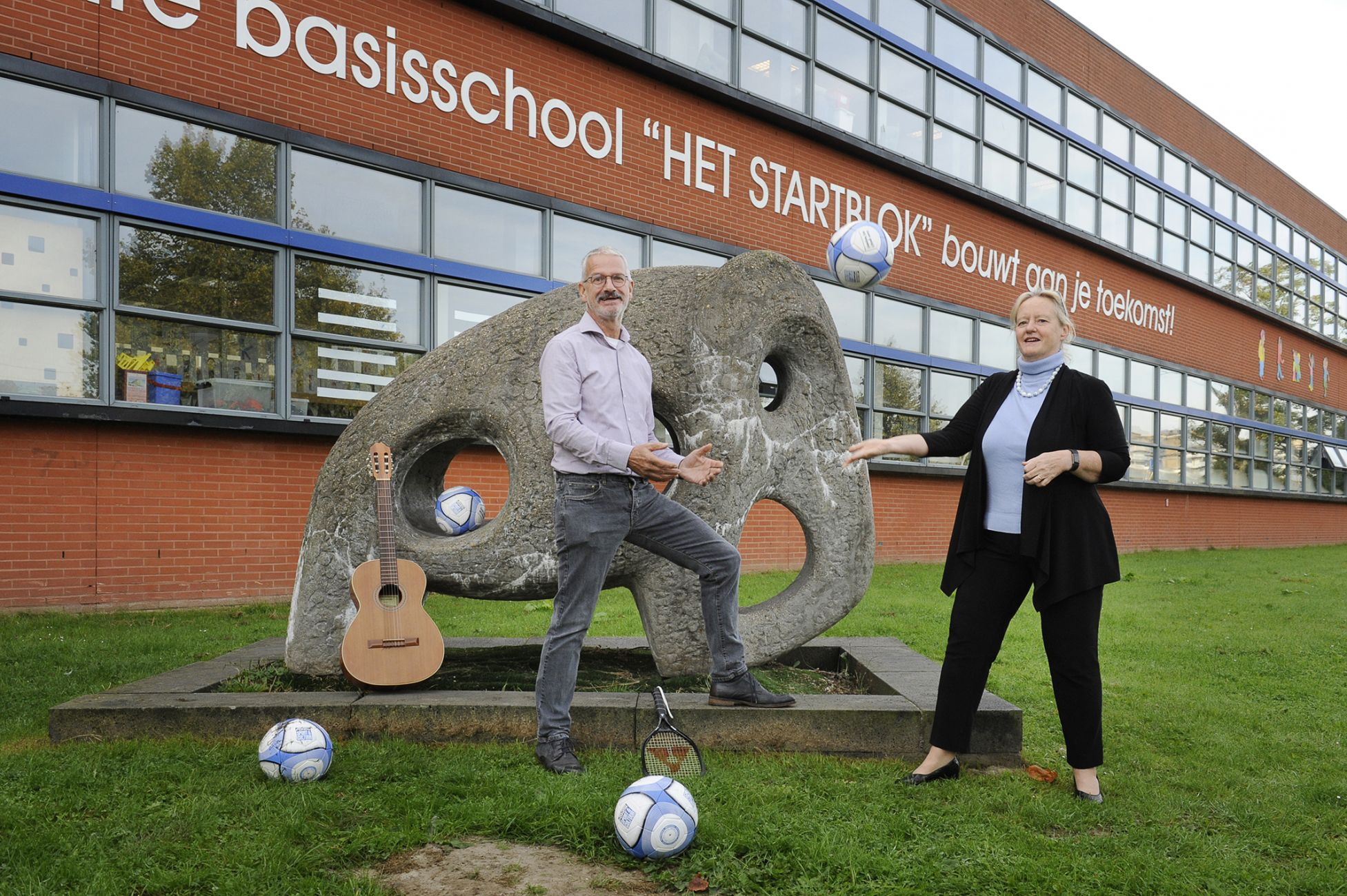 Scholen Schiedam geven bekendheid aan Jeugdfonds