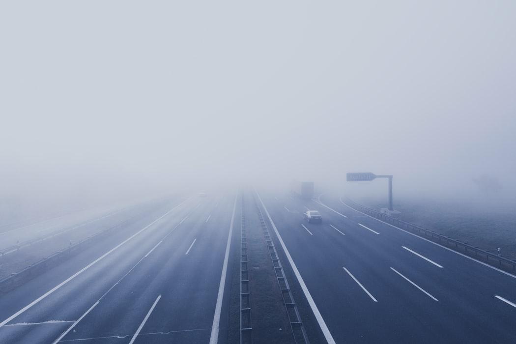 Pas op voor plaatselijk dichte mist