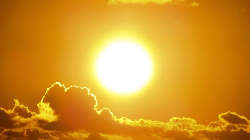 Kans op smog door zonnige dagen