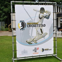 Excelsior'20 is landskampioen cricket