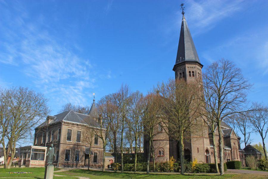 Kerkdeuren blijven dicht: geen vieringen in katholieke kerken