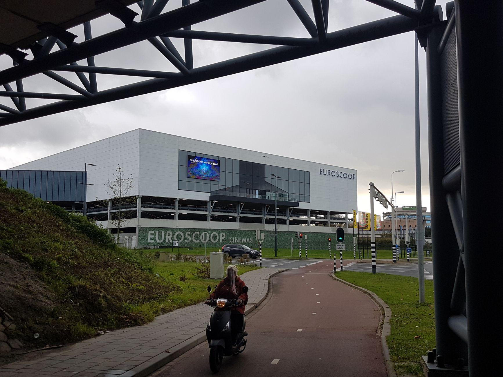 Veelbelovend herbegin bij Euroscoop