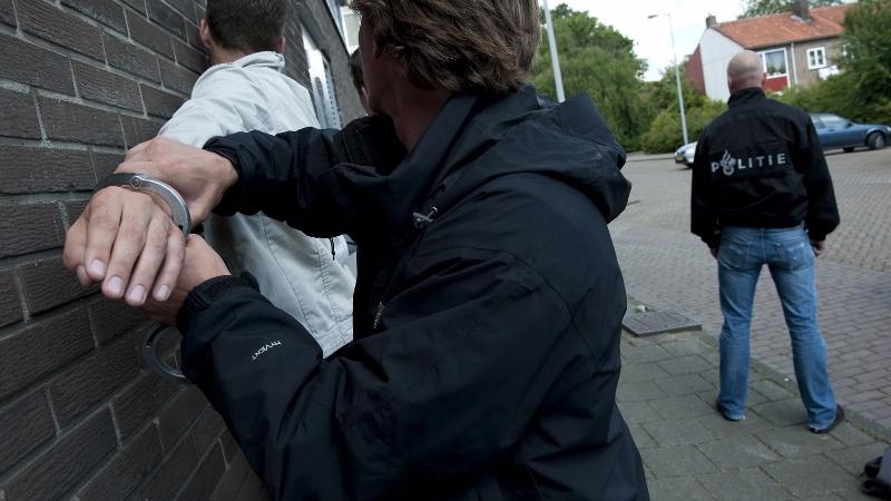 Vlaardinger aangehouden voor schieten in Schiedam