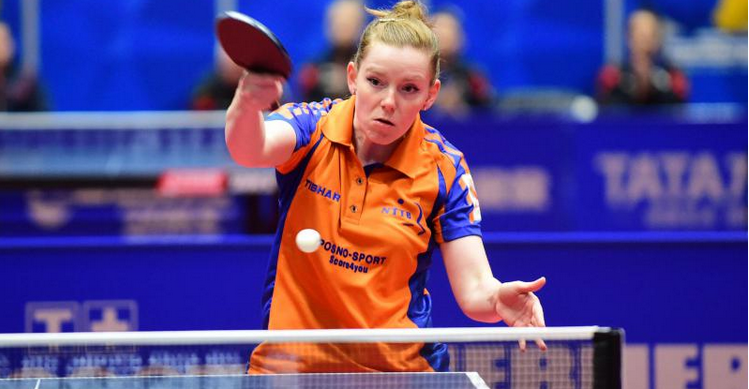 Britt Eerland met team niet naar Olympische Spelen