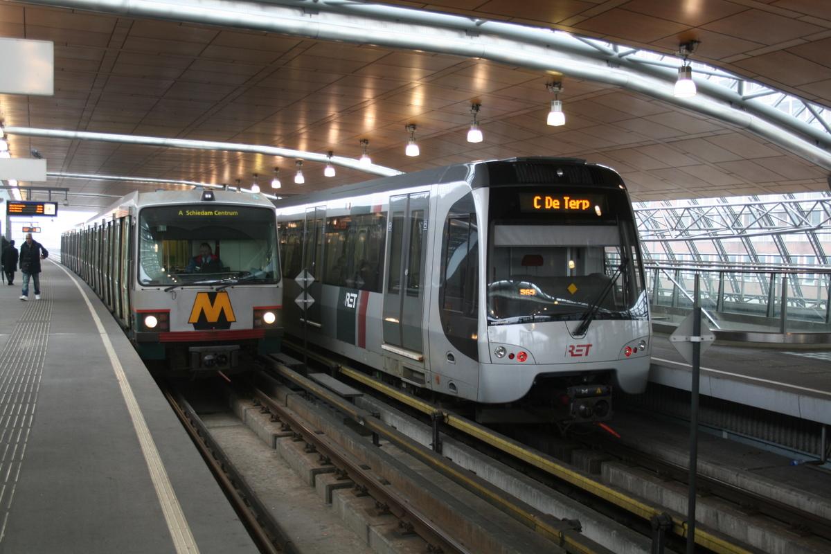 Nog jaren minder passagiers in bus, tram en metro