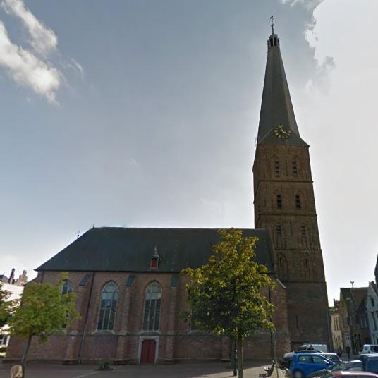 Renovatie zorgt voor unieke kans om Nieuwstadskerk te beklimmen