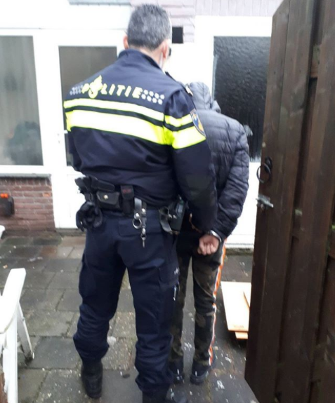 Arrestaties bij hennepkwekerij aan Valckstraat in Zutphen