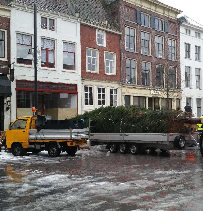 Kerst uitgesteld in Zutphen (maar niet voor lang meer)