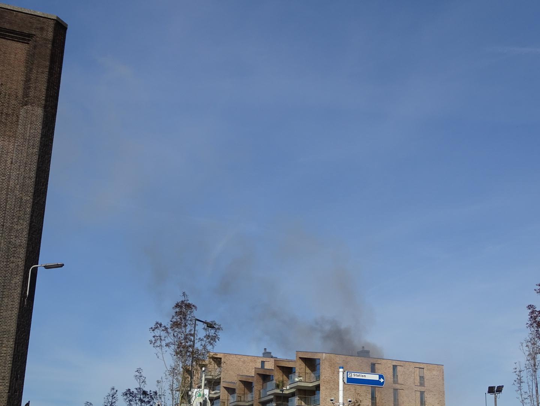 Brand  Noorderhaven